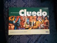 CLUEDO Board Game: Very good condition