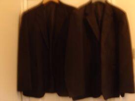 large black school jackets - new