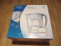 Eclipse Water Filter jug _ Aqua optima
