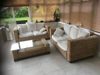 Rattan/wicker Sofas