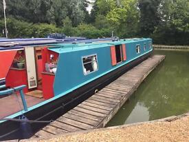 Lovely 56ft Narrowboat 'Bartie'