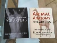 Human & Animal Anatomy for Artists - Eliot Golfinger