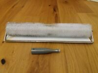 Large Spiked Roller for flooring - removes bubbles and air pockets