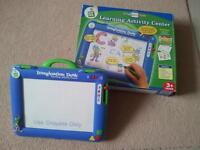 "LEAP FROG ""Imagination Desk"" LEARNING ACTIVITY CENTER"