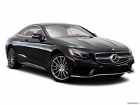 Chauffeur driven luxury Mercedes vehicles for hire corporate, weddings, airport transfers and groups