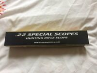 Used, BSA .22 SPECIAL SCOPE S4X32 WR for sale  Bedworth, Warwickshire