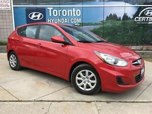 2014 Hyundai Accent GL PACKAGE! 5-DR Hatch Back!