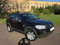 BARGAIN!! CHEVROLET CAPTIVA 2.0 VCDI AUTO DIESEL!! 7 SEATS!! PRICED TO SELL!!