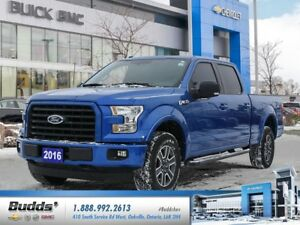 2016 Ford F-150 XLT SAFETY AND RECONDITIONED