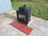 13kw built in wood burner WoodburnersUK