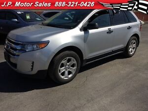 2013 Ford Edge SE, Automatic, Steering Wheel Controls