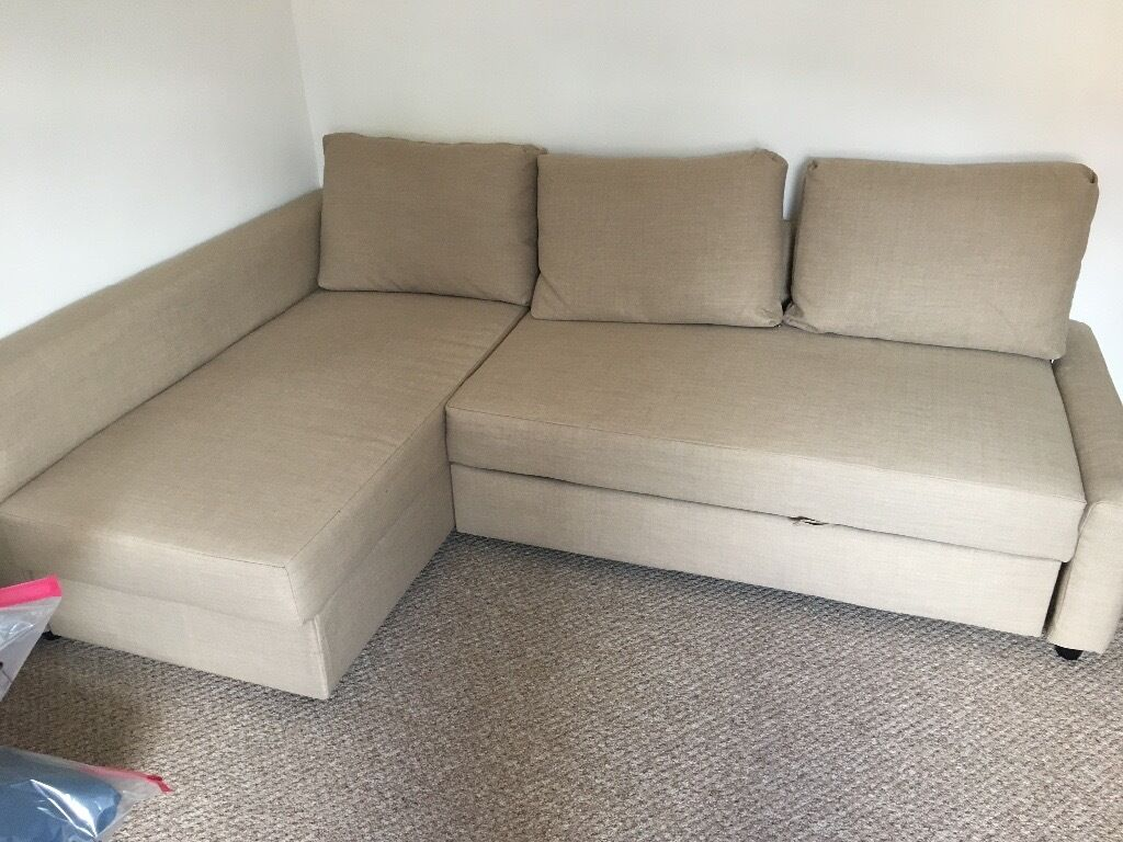 Double Sofa Bed Ikea Double Sofa Bed With Storage In Sherwood Nottinghamshire