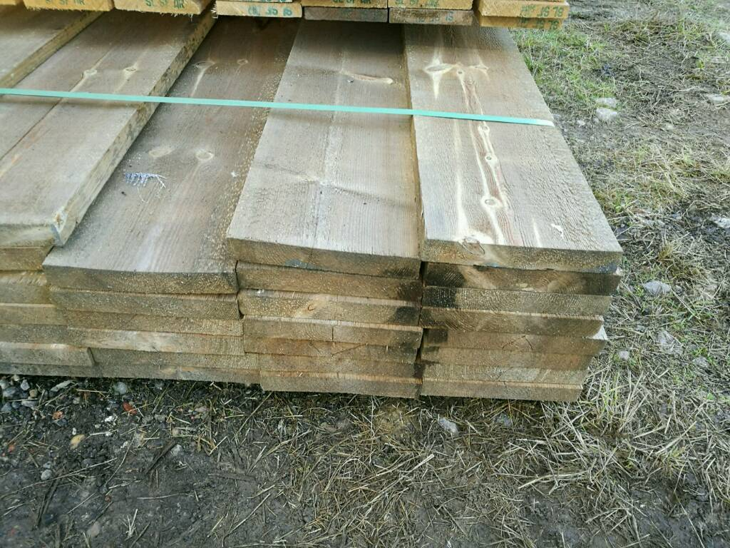 "9"" x 1 1/4"" Sawn Timber (225mm x 34mm) 5.1mtr Lengths"