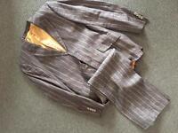 Remus uomo linen suit
