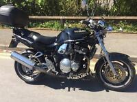 Suzuki bandit gsf1200 with 12 months m.o.t. Mint bike