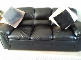 Nearly new sofas