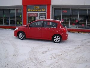 2010 Nissan Versa 1.8SL
