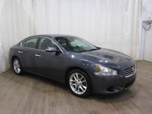 2010 Nissan Maxima SV No Accidents Leather Bluetooth