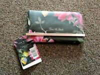 Brand new with labels ted baker floral jewellery roll purse
