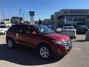 2014 Ford Edge SEL FWD, 1 OWNER LEATHER NAVIGATION SUNROOF