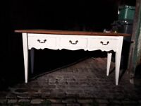 Beautiful Console Table/Sideboard