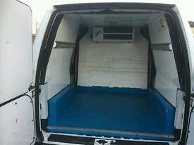 Excellent condition Chiller Van. 12 months MOT. Economical.