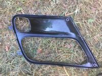 Honda ST1100 - RH middle front cooling side panel