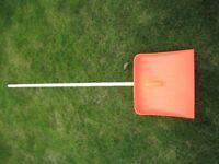 Professional SNOW BURNER SCOOP (head size 398 x 362mm).