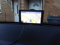 """GARMIN nuvi 52LM 5"""" Sat Nav with UK maps for sale"""
