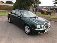 2004 jaguar s type 2.5 automatic only 77k 12 months mot/3 months parts and labour warranty