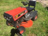 Westwood ride on mower excellent condition