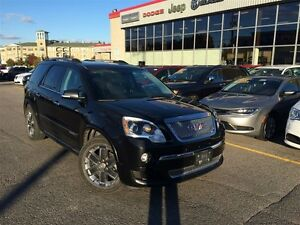 2011 GMC Acadia DENALI**NAV**LTHR**SUNROOF**BCK UP CAM