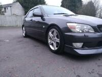 Lexus Is200 Sport Not Toyota Audi Vw Seat Passat