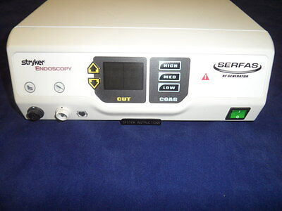 Stryker Rf Generator Endoscopy