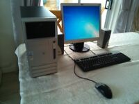 HP DESKTOP PC SETUP