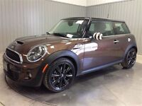 2012 MINI COOPER S MAGS CUIR