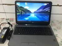 HP 15 Notebook, Quad Core, 500 HDD
