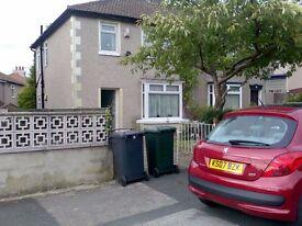 3 bedroomed semi to let Ennerdale Road, Bradford