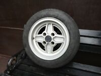 ford alloy wheel rs or escort any way its ford