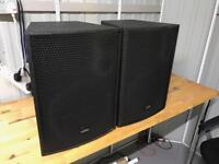 Void Acoustics Venu 12 - Pair + XL brackets