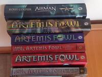 Artemis Fowl Collection