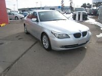 2008 BMW 535I i/ LOADED/ LEATHER/SUNROOF/ CERTIFIED/ ACCIDENT FR