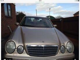 Mercedes Headlights