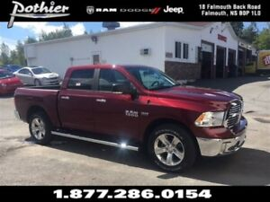 2017 Ram 1500 SLT | REAR CAMERA | UCONNECT | PARK ASSIST |