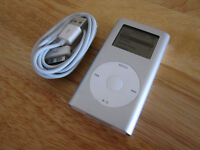 Superb iPod Mini with 32GB Upgrade and New Battery