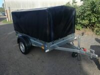 Car Trailer for Sale - Currently used as a Flower Stall