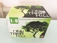 ONE TREE HILL COMPLETE SERIES BOX SET DVD'S COLLECTION