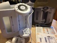 Tommy Tippee perfect Prep machine - good condition (used for 4 months only)