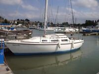 Jagual 25 boat - £4000 or reasonable offer