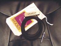 Seymour Duncan Woody SA3-XL